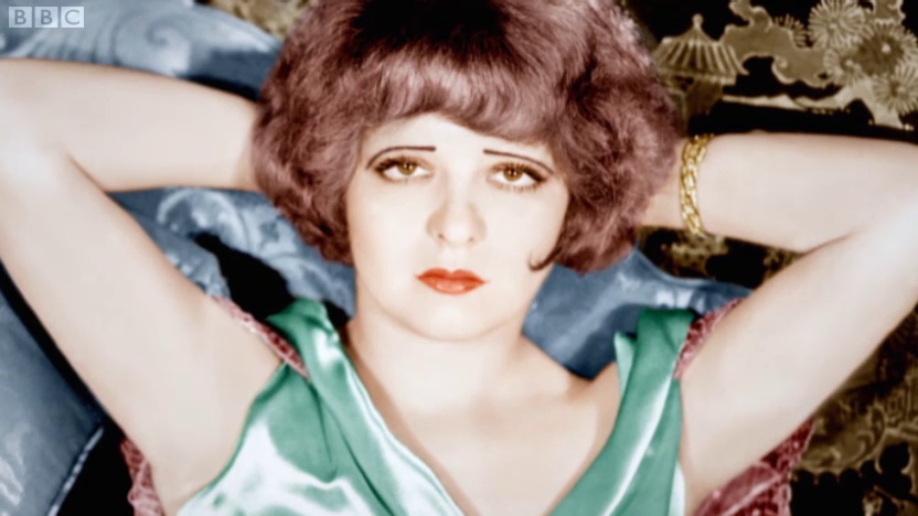 vlcsnap2013021713h28m21 Tony Dimond   Clara Bow: Hollywoods Lost Screen Goddess (2012)