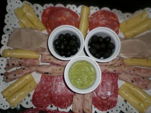 bandejafiesta - Bandeja fiesta