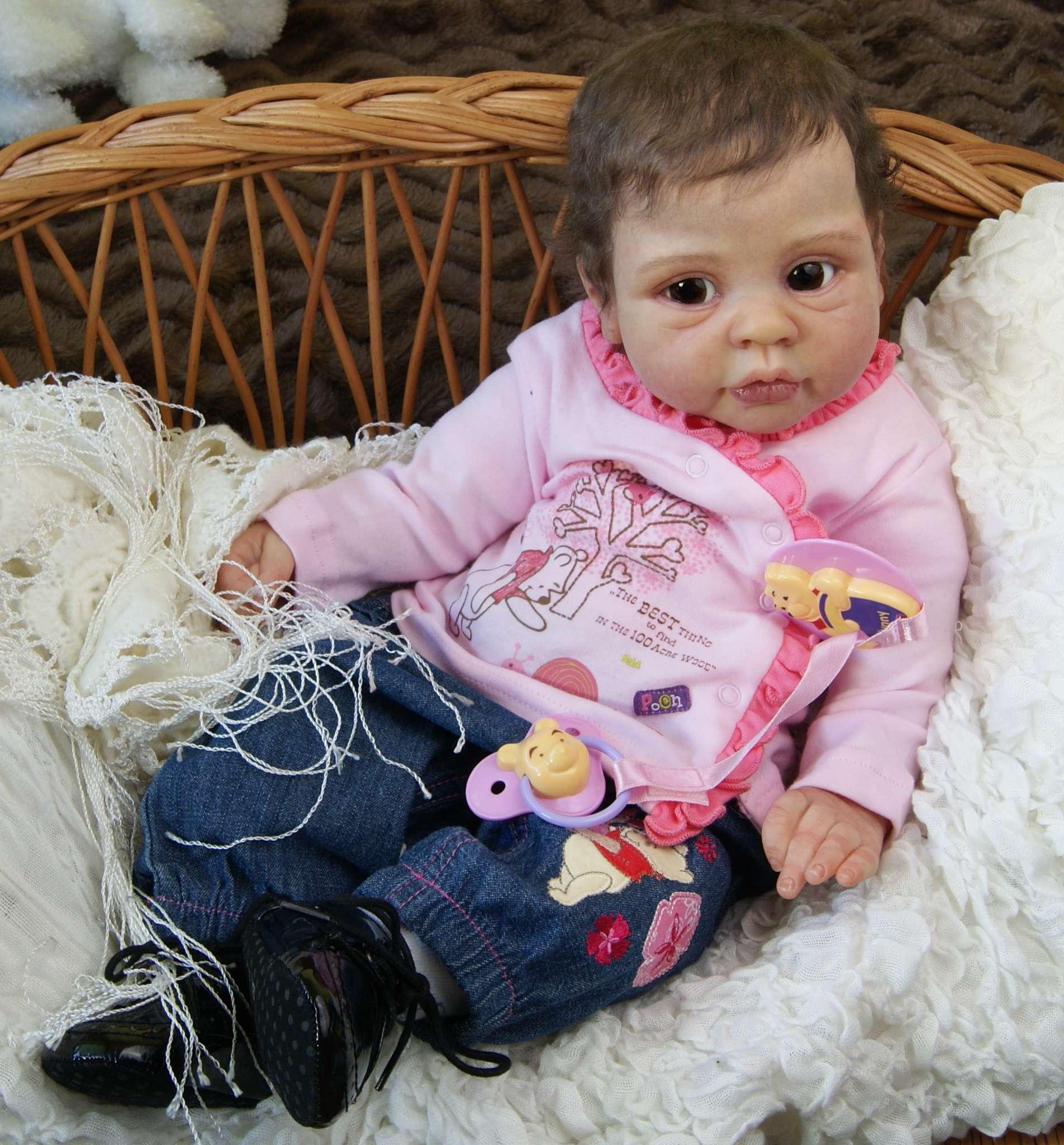 Lilith by Elisa Marx so cute reborn baby girl Bellababy | eBay